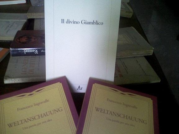 Il divino Giamblico – Pp. 184. Edizioni di Ar, 2012