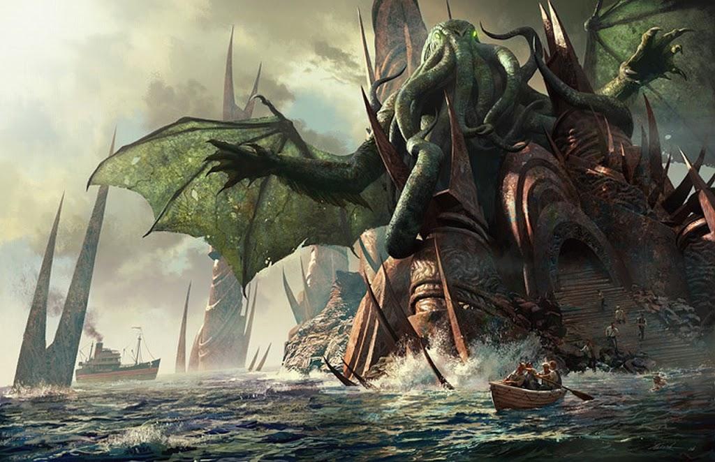 H. P. Lovecraft e R. E. Howard: letteratura fantastica e visione del mondo