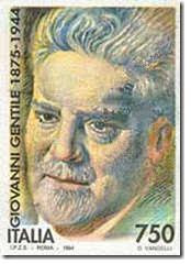 Giovanni Gentile e dintorni…