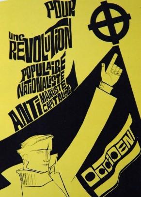 Aspetti del Neofascismo in Francia: l'epopea di Occident