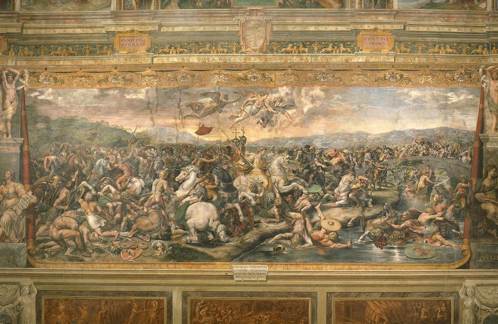 1700esimo anniversario della battaglia di Ponte Milvio. La rivincita di Massenzio
