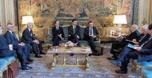 La commissione dei dieci saggi e il presidenzialismo all'italiana