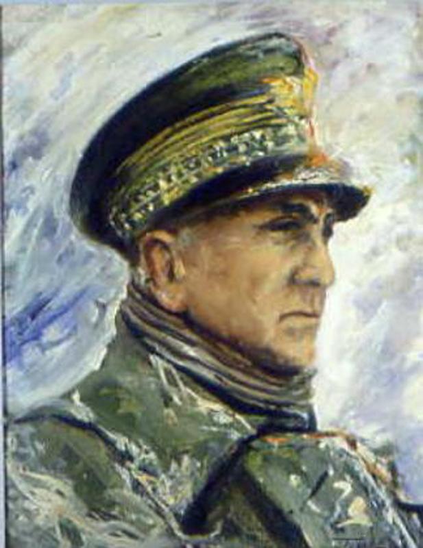 Maresciallo Rodolfo Graziani, Onori ad un soldato!