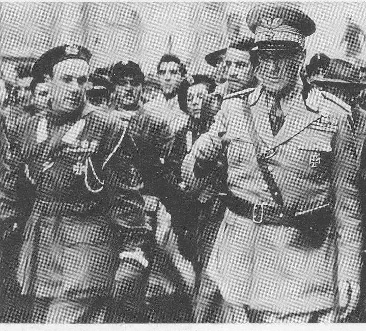 Rodolfo Graziani, Onori ad un soldato!…seconda parte