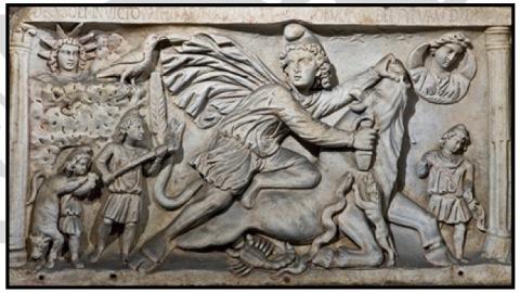 Mitreo dell'Ara Massima di Ercole – Visita Archeologica