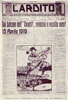 15 aprile 1919: Ferruccio Vecchi scrive il suo più bell'articolo (parte prima)
