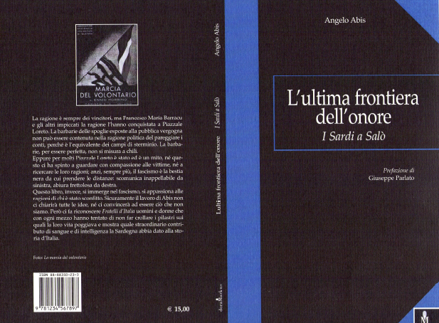 Il fascismo sardo nei libri di Angelo Abis