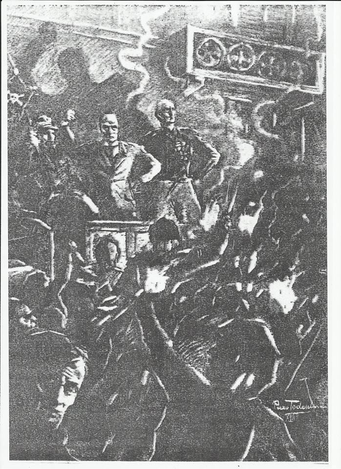 13 novembre 1919: che diluvio al Gaffurio ! (parte prima)