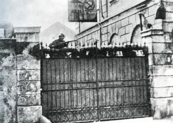 """22 settembre 1920:""""ferita d'arma da fuoco alla nuca"""""""