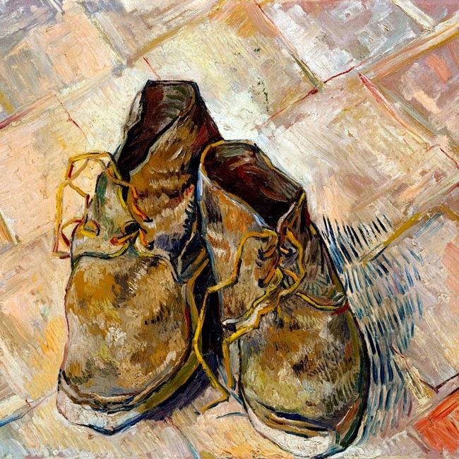 Le scarpe troppo corte