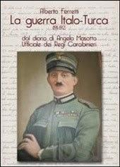 Un diario della guerra coloniale libica curato da Alberto Ferretti