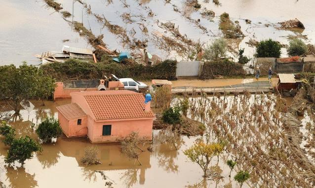 Sardegna. Considerazioni minime su una tragedia.