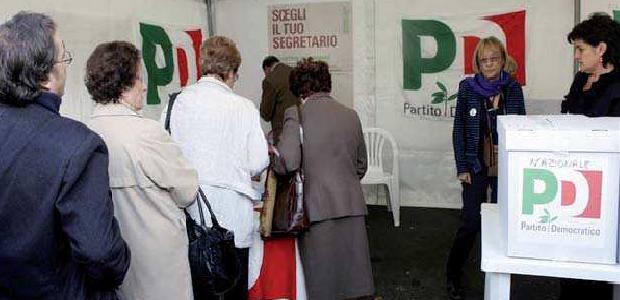 Le primarie come miss Italia: aspettando le telefonate da casa