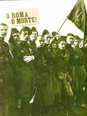 ROMA, 30 OTTOBRE 1922 (terza parte)