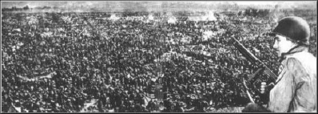 GUAI AI VINTI (L'ordine di Eisenhower di provocare la carestia)