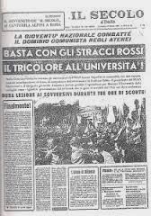 """ROMA, 16 marzo '68: ma fu un """"suicidio""""? (seconda parte)"""