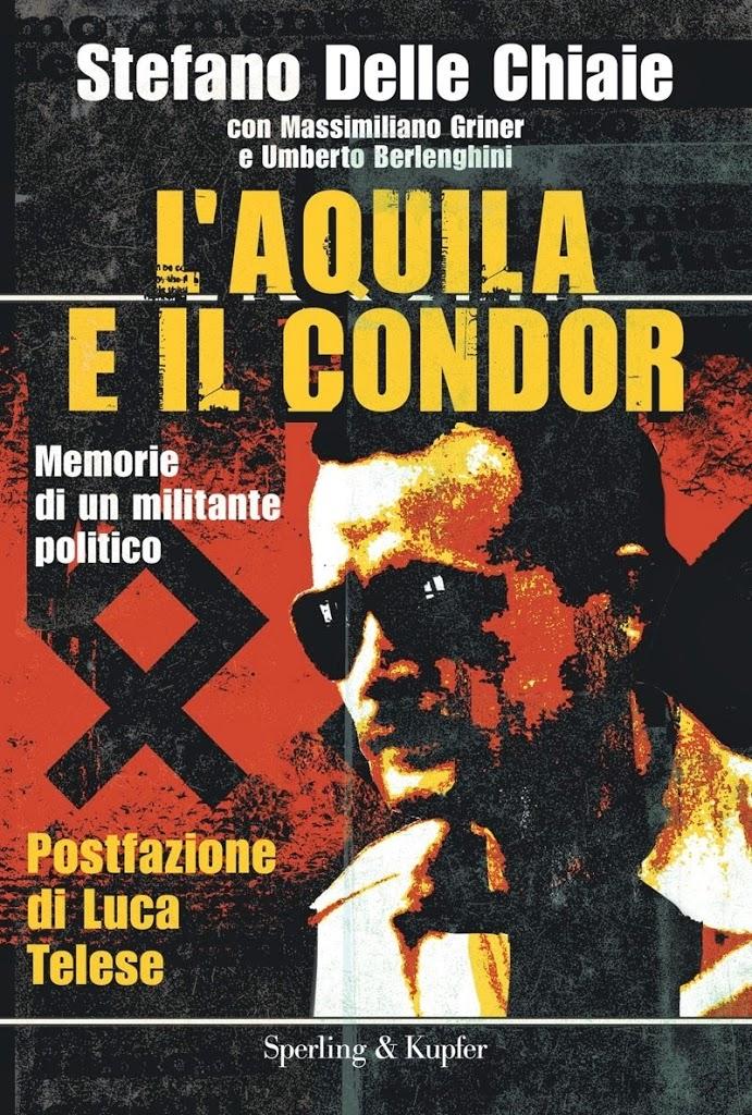 """""""L'Aquila ed il Condor"""": videointervista a Stefano Delle Chiaie"""