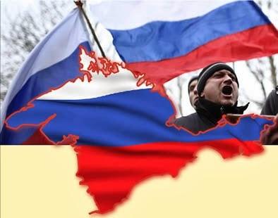 La Crimea ritorna alla Russia