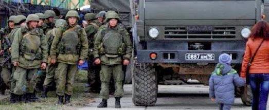 """UKRAINA: un'altra aggressione travestita da """"Rivoluzione"""""""