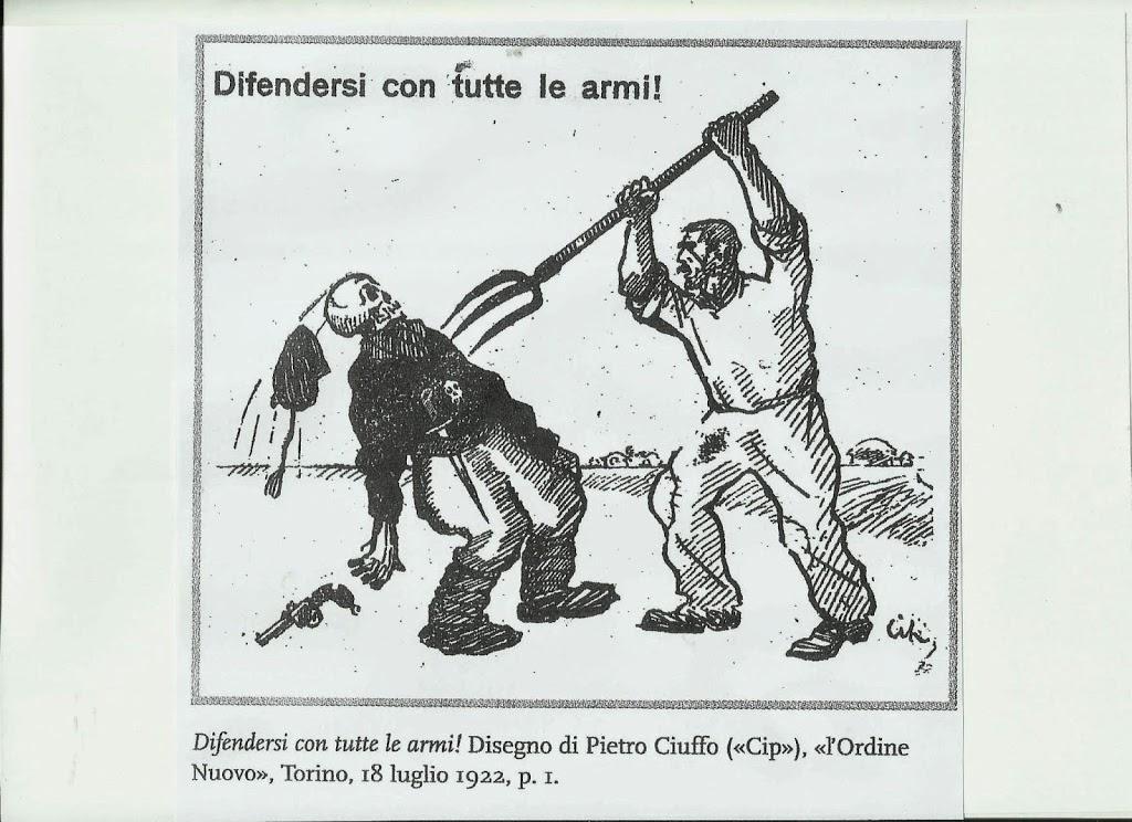 FOIANO DELLA CHIANA, 17 APRILE 1921 (prima parte)