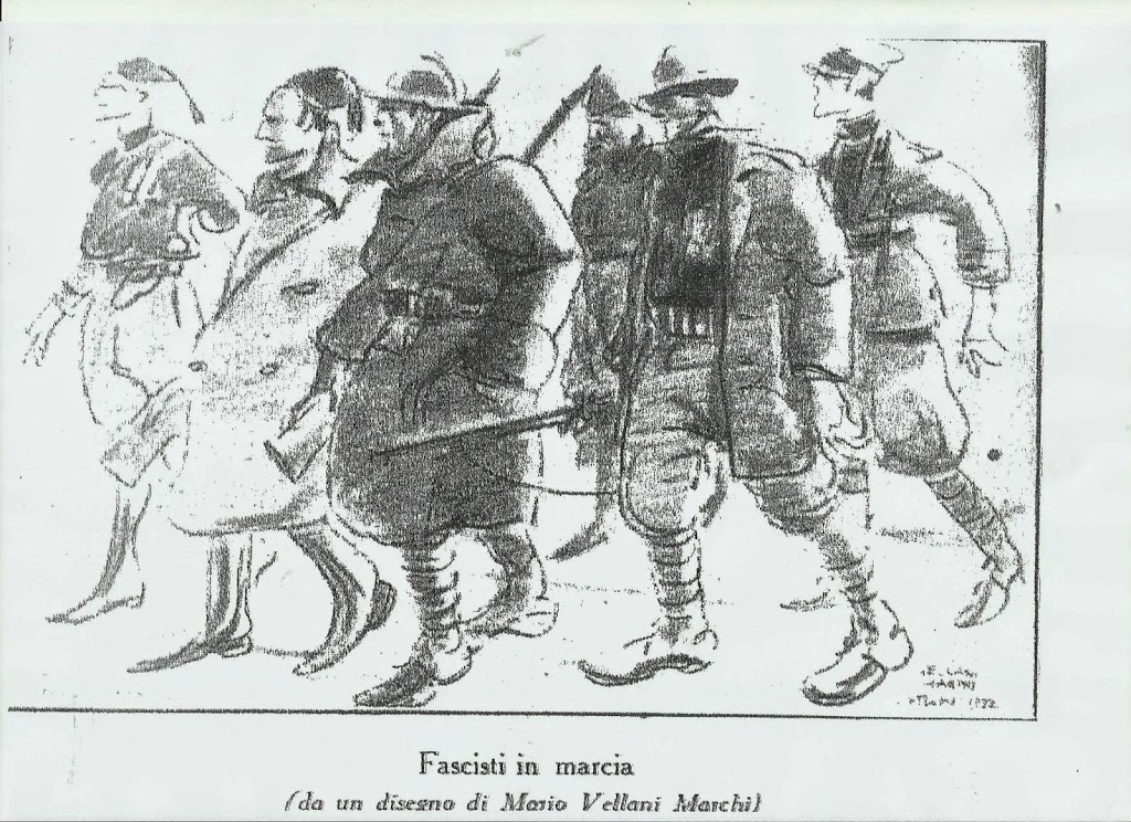 FOIANO DELLA CHIANA, 17 APRILE 1921 (seconda parte)