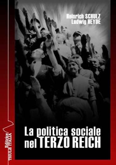 La Politica Sociale nel Terzo Reich