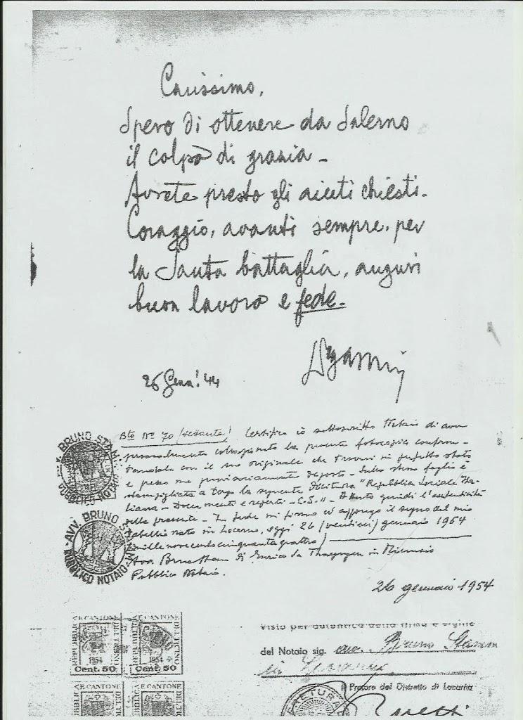 """""""IL TA-PUM DEL CECCHINO"""", il caso Guareschi-De Gasperi: un mistero  alle origini della repubblica (prima parte)"""