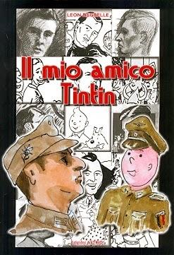 """Léon Degrelle, ultimo atto: l'amore per il fumetto e il libro """"eretico"""" messo al rogo!"""