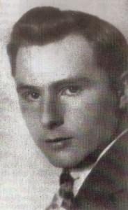 Il famoso ciuffo di Degrelle, in una foto del 1928!