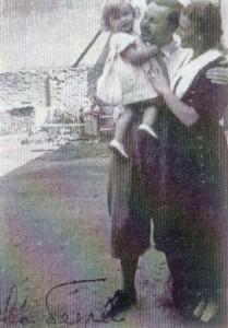 I pantaloni alla zuava (o da golf) indossati da Degrelle