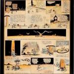 Una tavola del fumetto americano Krazy Kat del 1922