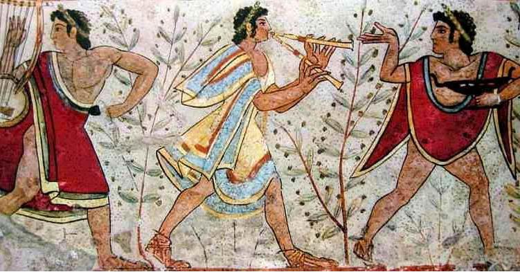 Le Magistrature degli Etruschi