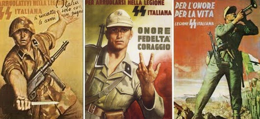 Giudaismo e cristianesimo nel pensiero dei volontari italiani nelle Waffen SS