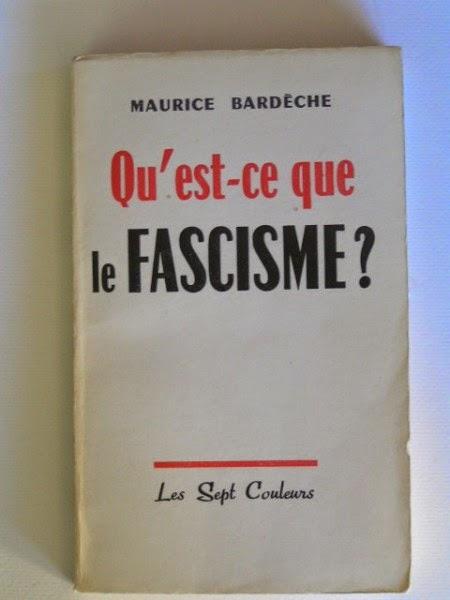 Che cosa è il fascismo?