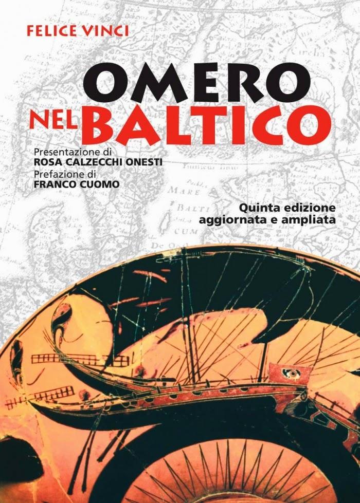 Omero nel Baltico Fabio Calabrese intervista Felice Vinci