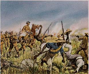 Atrocita' commesse sul popolo Herero durante la repressione della loro rivolta del 1904-1907 nell'Africa del sud-ovest tedesca?