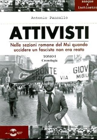 """Antonio Pannullo: """"Attivisti"""" a cura di Angelo Spaziano"""