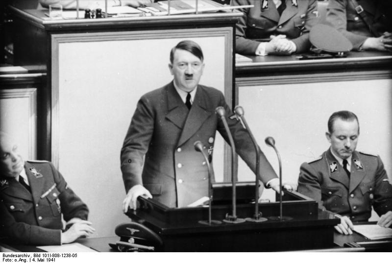 Hitler, oggi