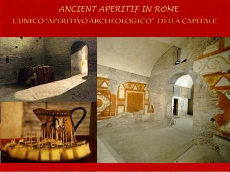 Aperitivo Archeologico