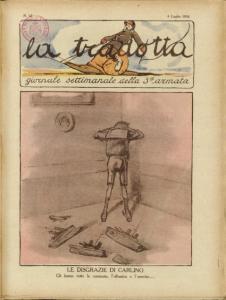 Sacchetti: copertina del n. 12
