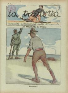 Sacchetti: copertina del n. 16