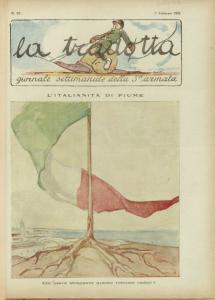 Sacchetti: copertina del n. 23