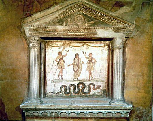 Ecumene romana e dimensione platonico-realizzativa  nell'esegesi arcana della Triade Arcaica Capitolina