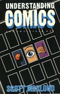 Copertina originale di Understanding Comics (Scott McCloud, 1993)