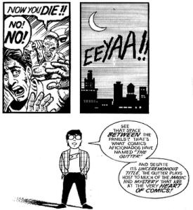 L'ellisse temporale spiegata da McCloud