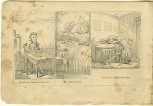 Una tavola di Obadiah Oldbuck (1842)