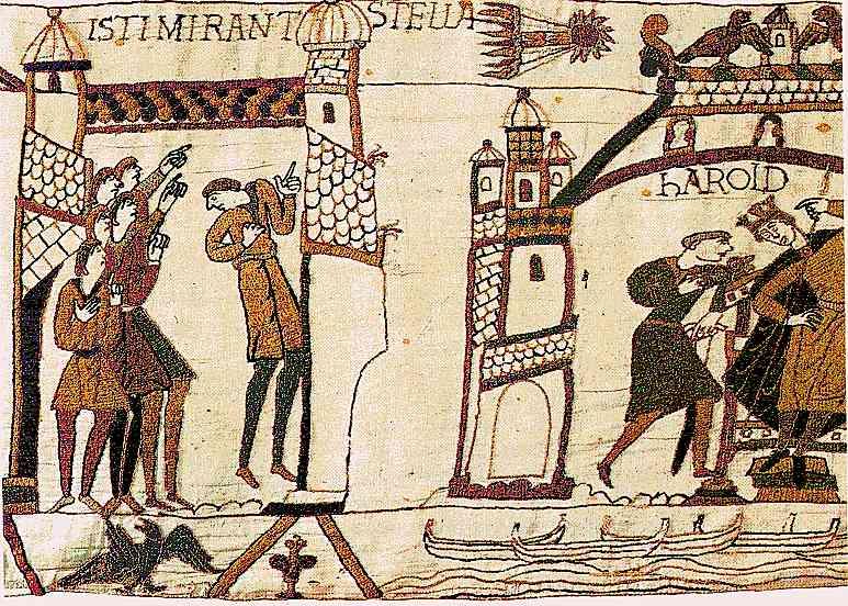 """L'idea """"fumetto"""" nella Storia: l'Arazzo di Bayeux e La Divina Commedia del Botticelli"""