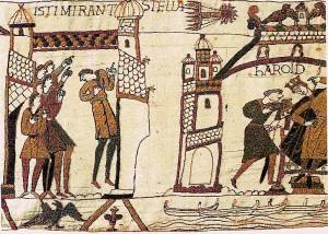 L'apparizione della Cometa di Halley nell'Arazzo di Bayeux
