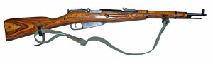 Mosin-Nagant M91/38 - (URSS) -
