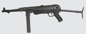 MP40 (Terzo Reich)